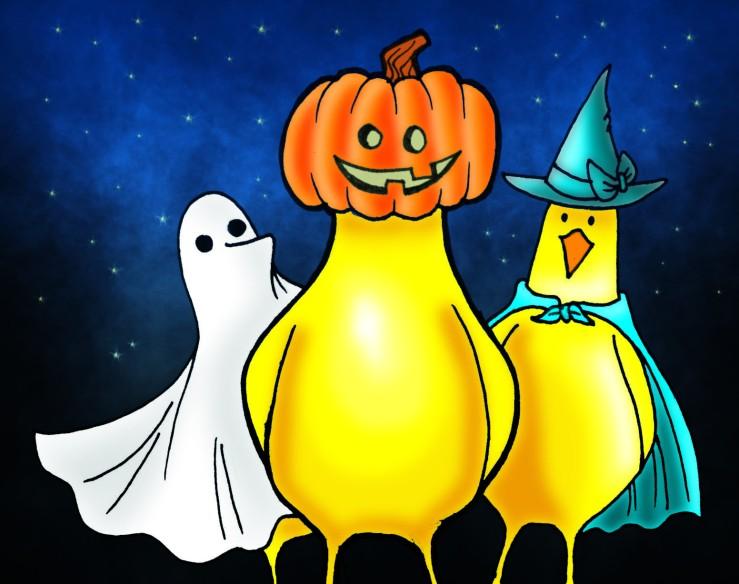 HalloweenCheep