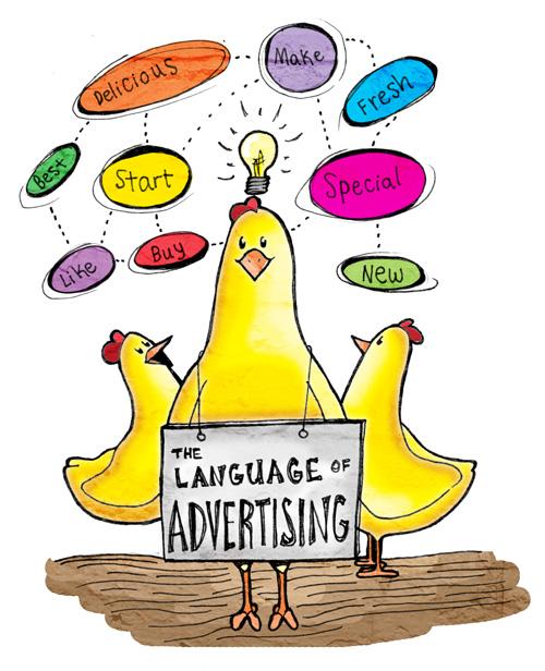 LanguageofAdvertising
