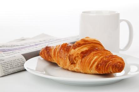 croissant_newspaper_and_tea_198090