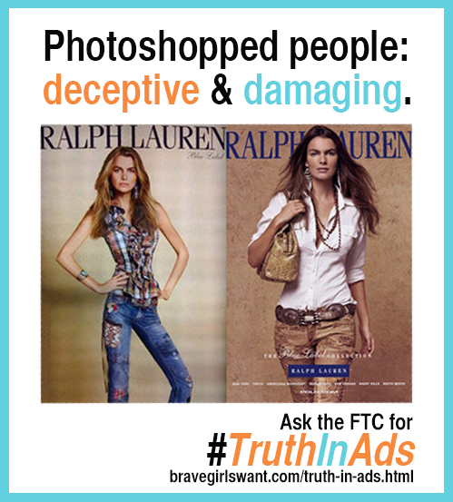 the idealized picture of women in fashion advertisements marketing essay Body image & the media research paper starter studies suggest that over 80% of women and girls read fashion internalize these idealized images as the.