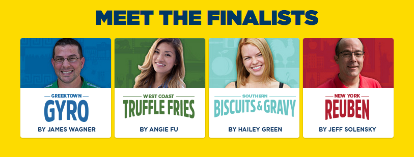 Lays Meet the Finalists